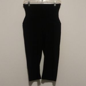 Spanx High Waisted Capris.